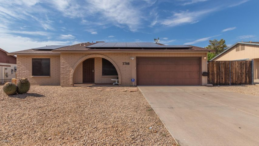 3708 W VILLA RITA Drive, Glendale, AZ 85308