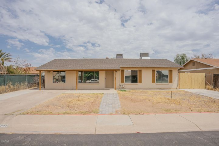 7344 W COMET Avenue, Peoria, AZ 85345