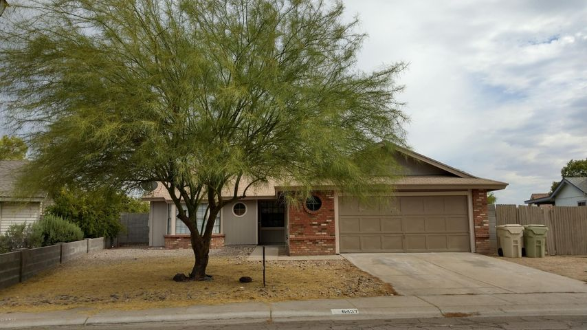 6437 W MONTE CRISTO Avenue, Glendale, AZ 85306