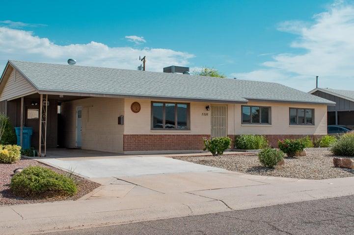 3326 W DAHLIA Drive, Phoenix, AZ 85029
