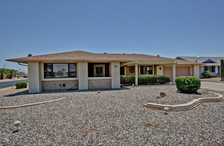 12421 W EVENINGSIDE Drive, Sun City West, AZ 85375