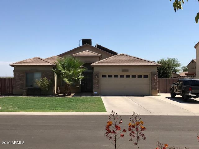 10121 E HAY LOFT Road, Florence, AZ 85132