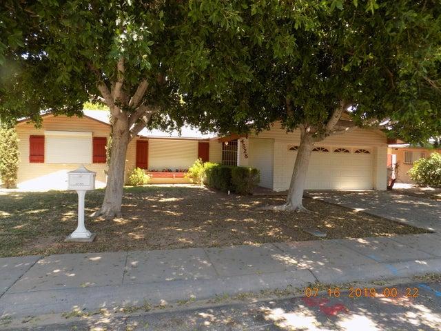4528 W PALO VERDE Drive, Glendale, AZ 85301