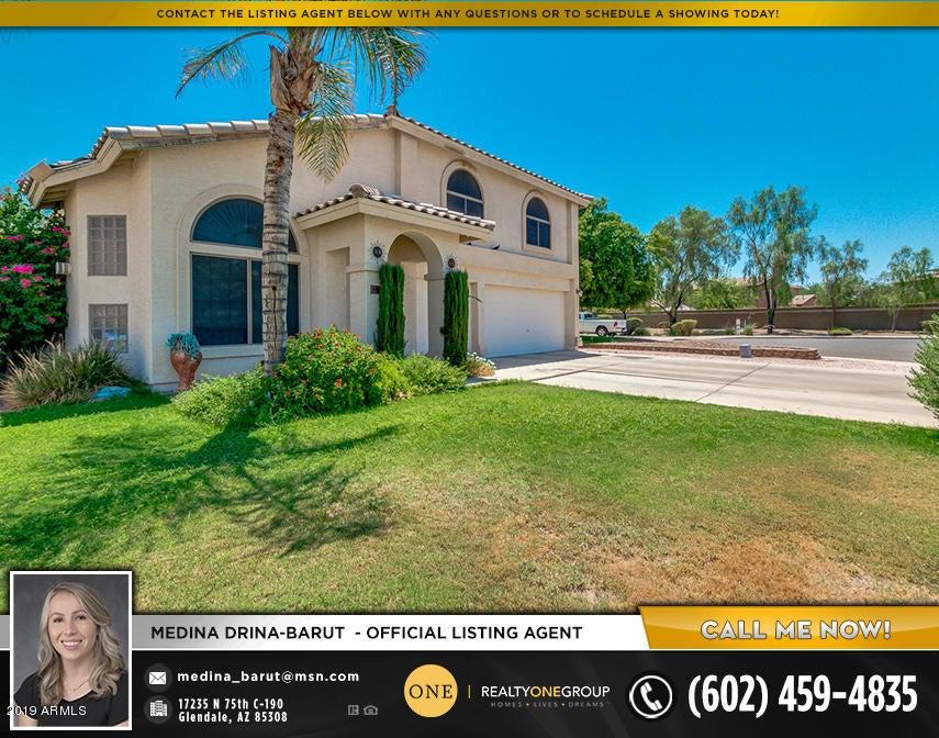 6377 N 78TH Drive, Glendale, AZ 85303