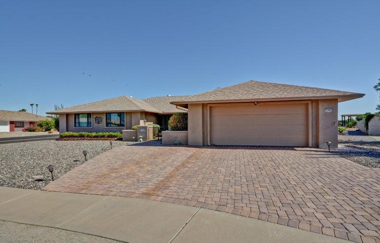 17421 N 123RD Drive N, Sun City West, AZ 85375