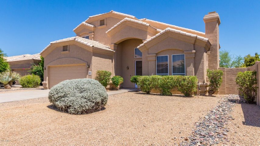 2 story home in a popular community in Fountain Hills