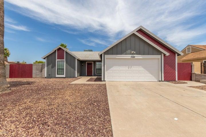 7026 W MOUNTAIN VIEW Road, Peoria, AZ 85345