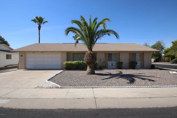 9731 W CAMPANA Drive, Sun City, AZ 85351