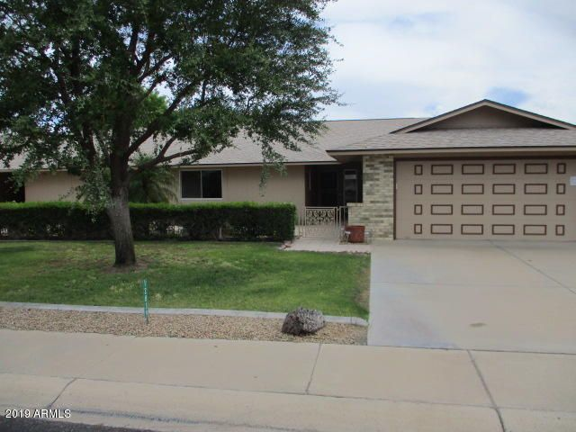 12839 W ASHWOOD Drive, Sun City West, AZ 85375