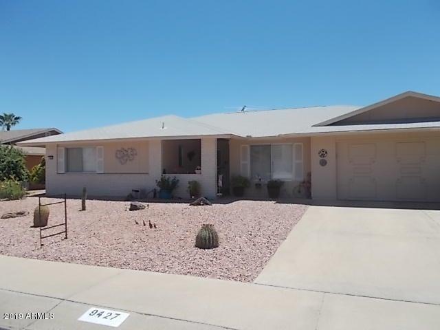 9427 W GARNETTE Drive, Sun City, AZ 85373