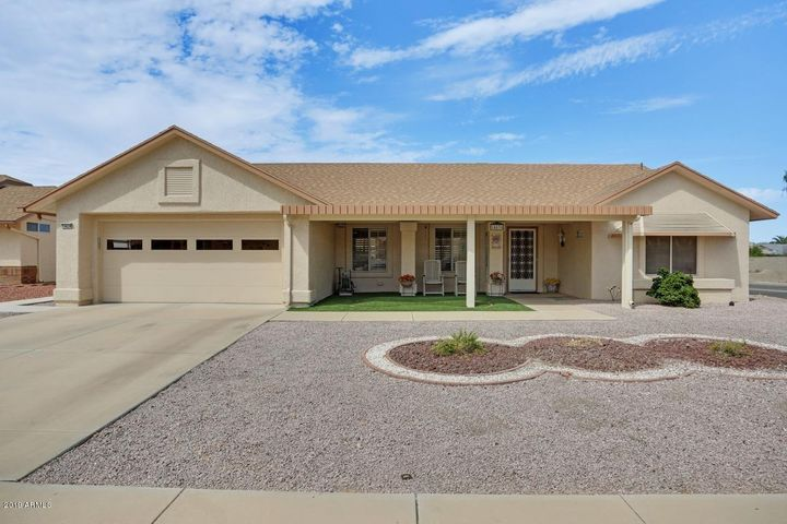 14634 W ANTELOPE Drive, Sun City West, AZ 85375