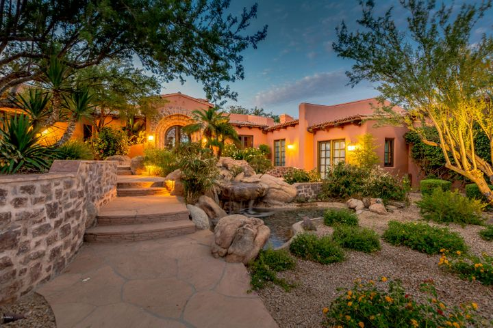 10710 E MARK Lane, Scottsdale, AZ 85262