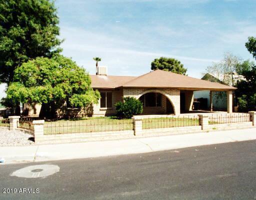 7354 W PECK Drive, Glendale, AZ 85303