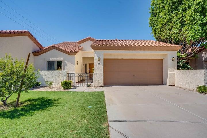 45 E 9TH Place, 14, Mesa, AZ 85201