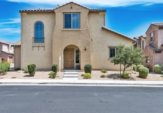 Welcome home to this impeccable, turn-key 2 story home within the gated community of Fireside at Desert Ridge.