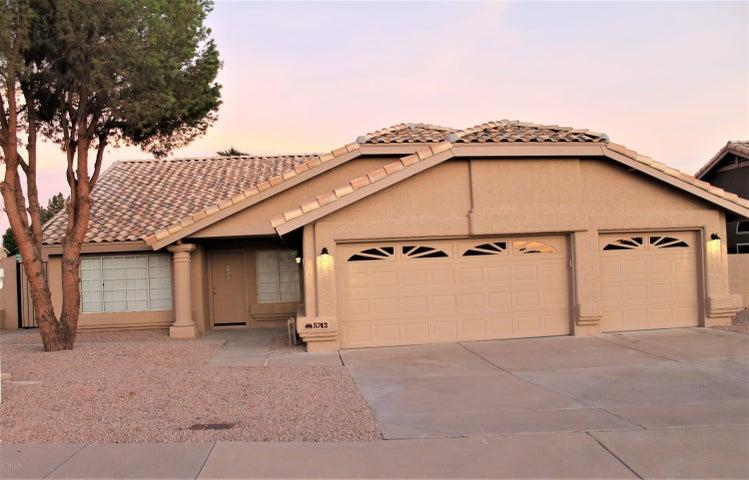 5743 E INGRAM Street, Mesa, AZ 85205