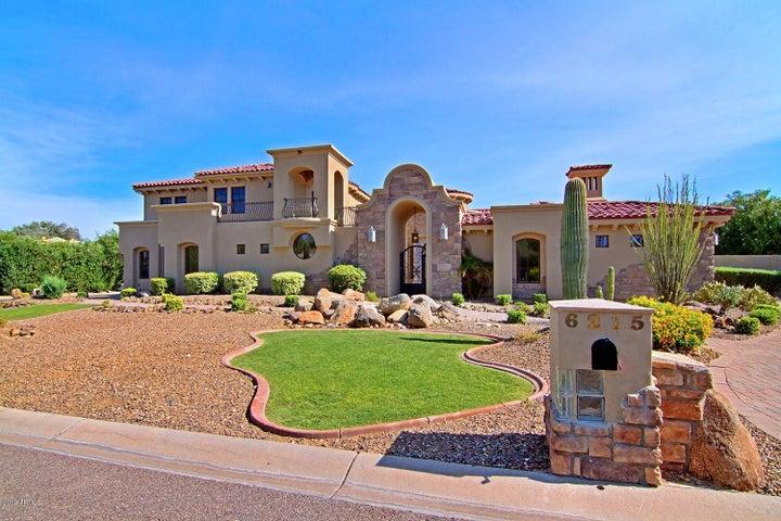 6215 E TURQUOISE Avenue, Paradise Valley, AZ 85253