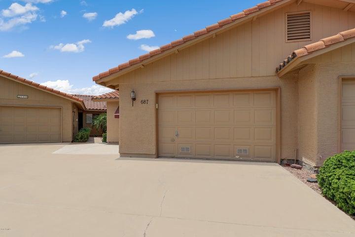 687 LEISURE WORLD, Mesa, AZ 85206