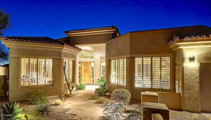 11157 E TURNBERRY Road, Scottsdale, AZ 85255