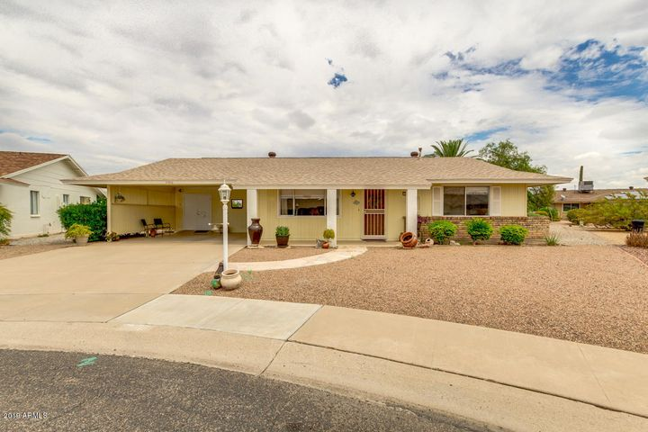 13816 N 103RD Way, Sun City, AZ 85351