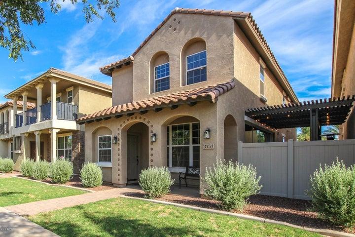 3751 E HANS Drive, Gilbert, AZ 85296