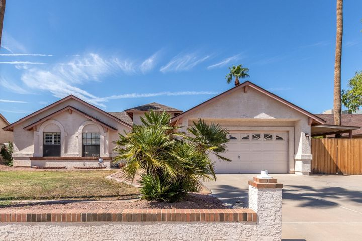 7738 W DREYFUS Drive, Peoria, AZ 85381