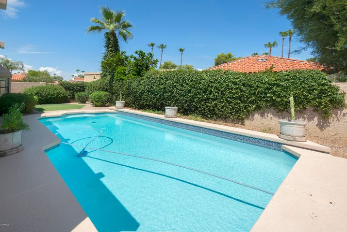 HEATED POOL IS SO RARE FOR MCCORMICK RANCH! BE THE HOUSE THEY ALL WANT TO COME TO CAUSE IT'S HEATED!
