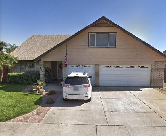 4855 W DIANA Avenue, Glendale, AZ 85302