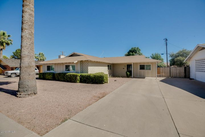 8209 E Heatherbrae Avenue, Scottsdale, AZ 85251