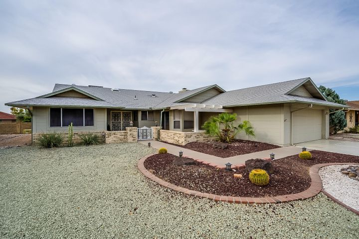 12413 W MORNING DOVE Drive, Sun City West, AZ 85375