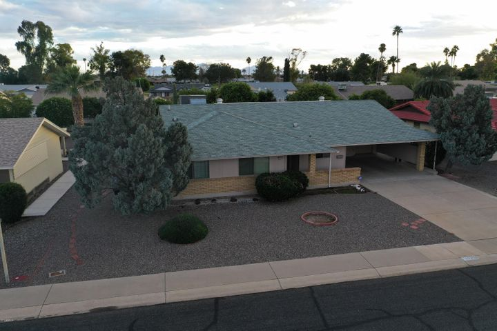 10201 W Cinnebar Avenue, Sun City, AZ 85351