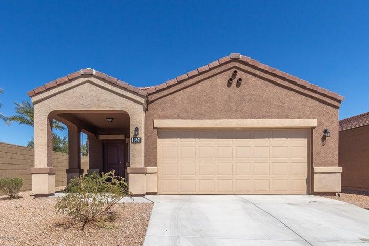 3601 N 299TH Drive, Buckeye, AZ 85396