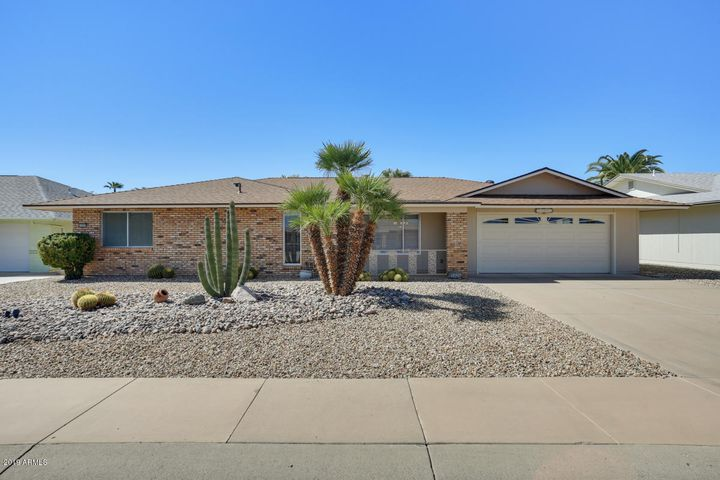 12907 W ALLEGRO Drive, Sun City West, AZ 85375