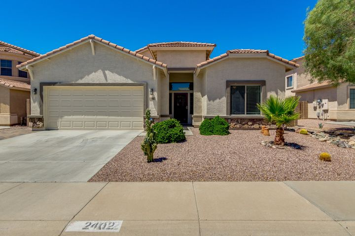 2402 S 259TH Avenue, Buckeye, AZ 85326