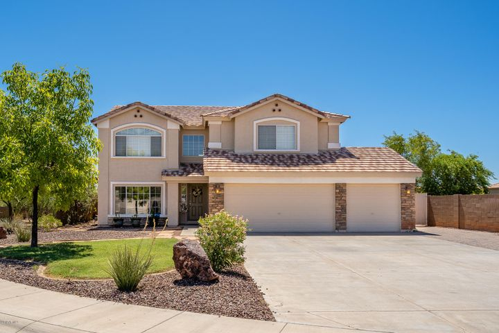 22201 W CANTILEVER Street, Buckeye, AZ 85326