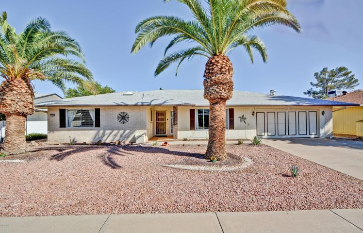 12625 W RAMPART Drive, Sun City West, AZ 85375