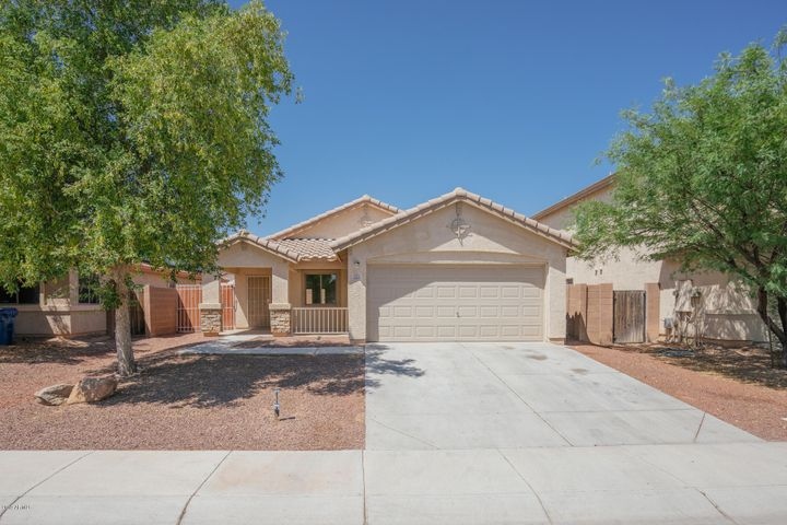 25830 W ST JAMES Avenue, Buckeye, AZ 85326
