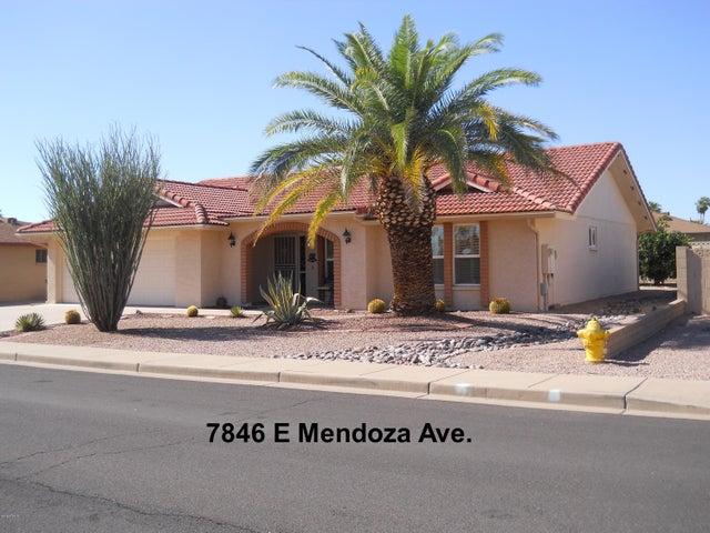 7846 E MENDOZA Avenue, Mesa, AZ 85209