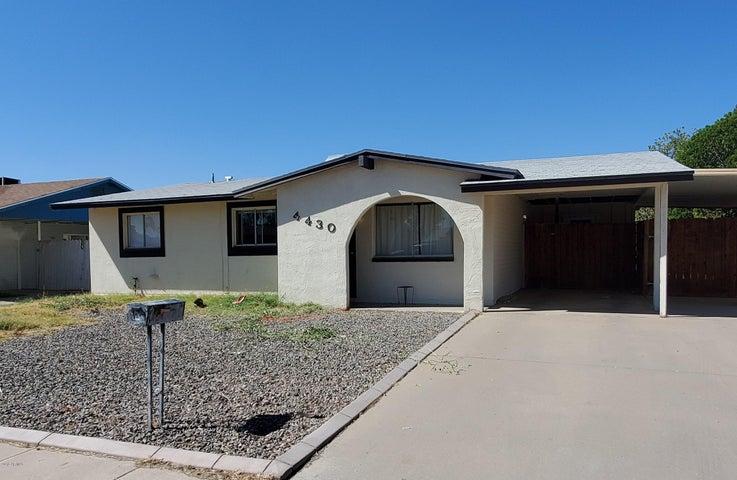 4430 W SUNNYSLOPE Lane, Glendale, AZ 85302