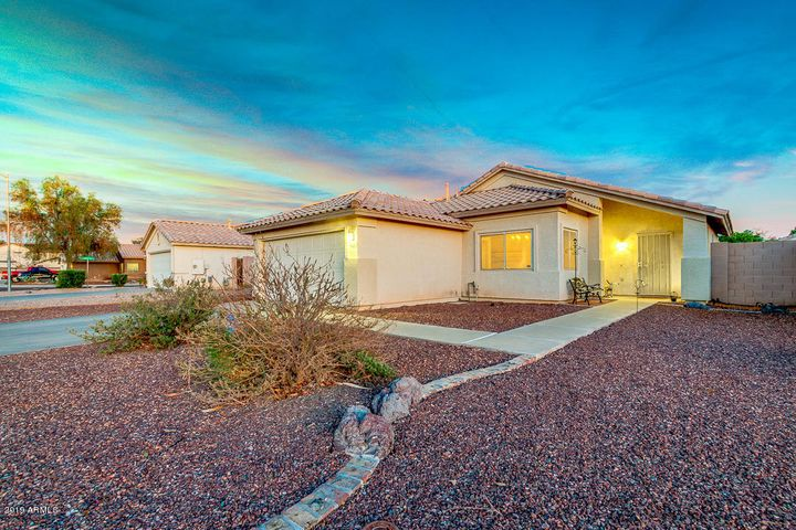 16057 W MESQUITE Drive, Goodyear, AZ 85338