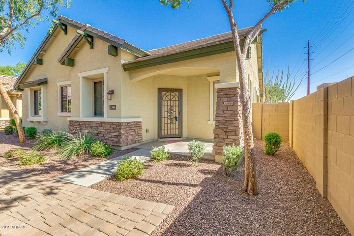 2548 S PORTLAND Avenue, Gilbert, AZ 85295