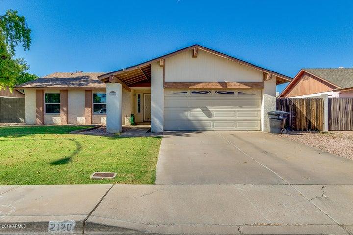 2120 E ENID Avenue, Mesa, AZ 85204