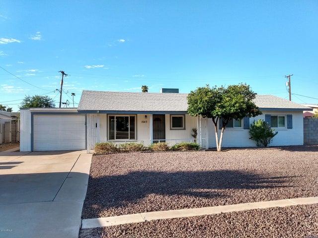 1643 E PINCHOT Avenue, Phoenix, AZ 85016