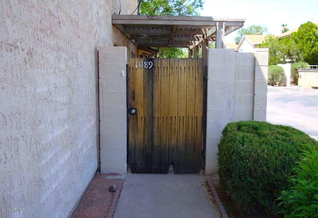 1089 N 84TH Place, Scottsdale, AZ 85257