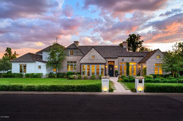 4931 E Calle del Norte, Phoenix, AZ 85018