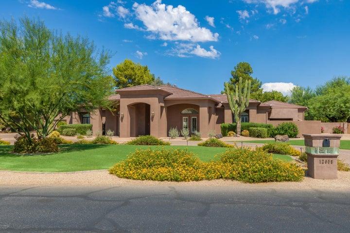 12006 N OAKHURST Way, Scottsdale, AZ 85254