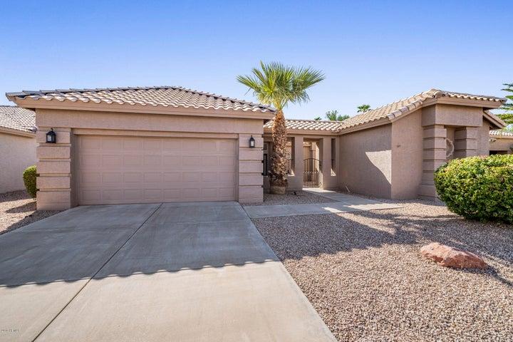 24526 S CEDARCREST Drive, Sun Lakes, AZ 85248