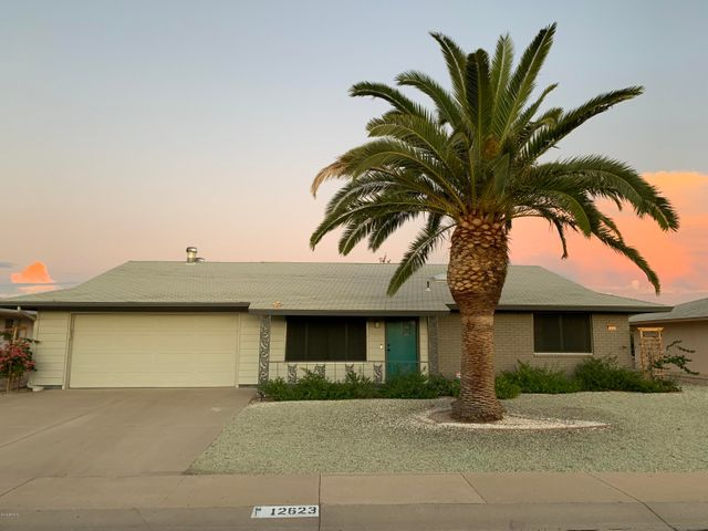 12623 N SUN VALLEY Drive, Sun City, AZ 85351