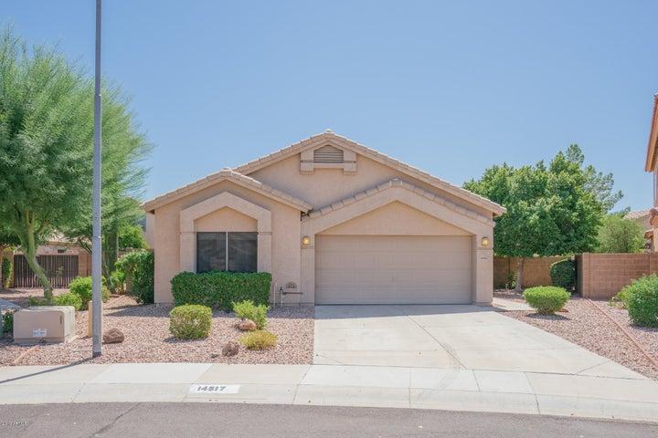 14517 N 87TH Drive, Peoria, AZ 85381