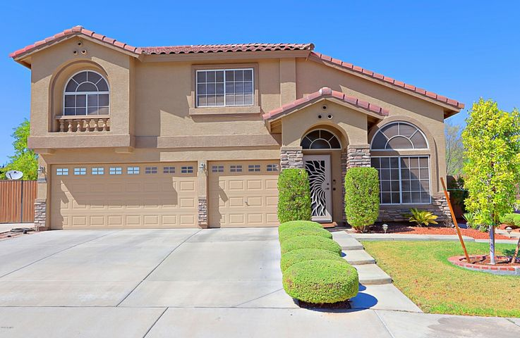 22084 W LA PASADA Boulevard, Buckeye, AZ 85326